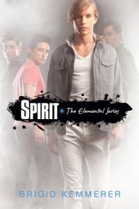 Spirit by Kemmerer