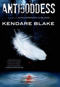 Antigoddess by Kendare Blake