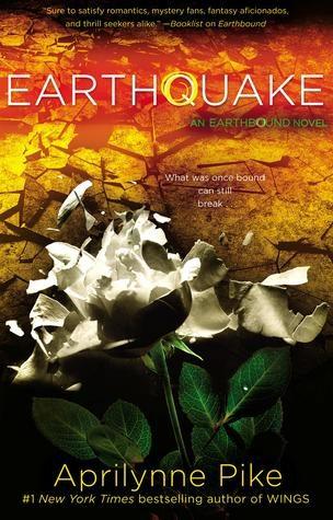 Blog Tour: Earthquake By Aprilynne Pike