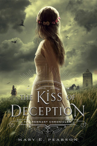 Blog Tour: The Kiss Of Deception By Mary E. Pearson