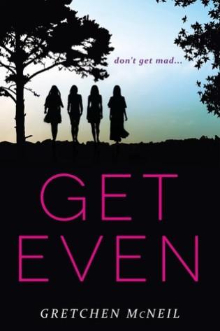 Blog Tour: Get Even By Gretchen McNeil