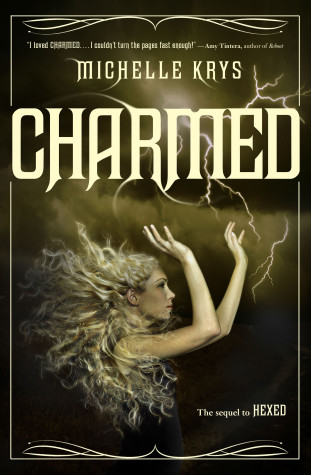 Blog Tour: Charmed By Michelle Krys