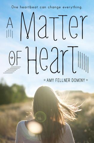 Blog Tour: A Matter Of Heart