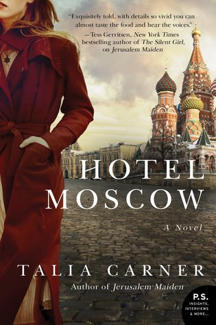 Hotel Moscow By Talia Carner