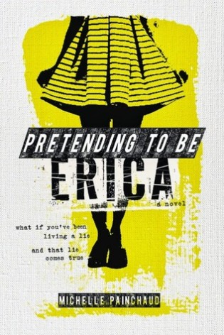 Blog Tour + Giveaway: Pretending To Be Erica