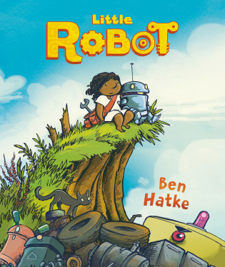 Blog Tour: Little Robot