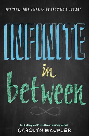Infinite In Between By Carolyn Mackler