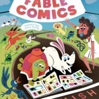 Blog Tour: Fable Comics