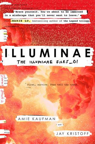 Blog Tour + Giveaway: Illuminae