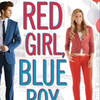 Red Girl, Blue Boy By Lauren Baratz-Logsted