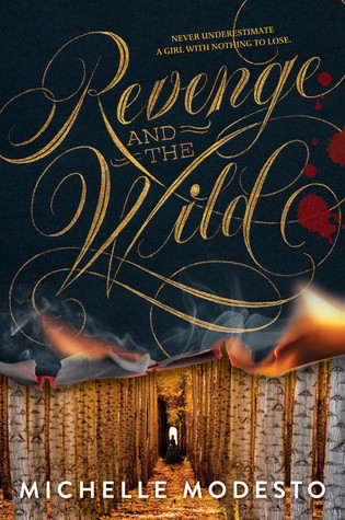 Blog Tour: Revenge And The Wild