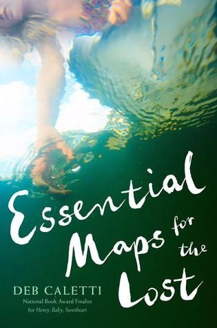 Blog Tour: Essential Maps For The Lost