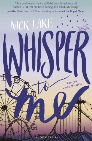 Blog Tour: Whisper To Me
