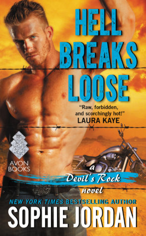 Blog Tour: Hell Breaks Loose