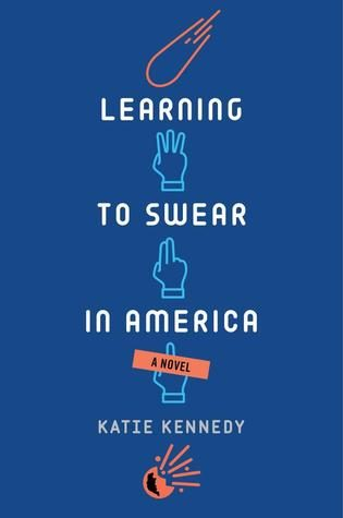 Blog Tour: Learning To Swear In America