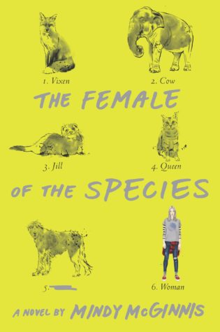 Blog Tour: The Female Of The Species