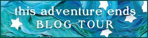 Blog Tour: This Adventure Ends