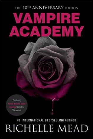 Giveaway: Vampire Academy 10th Anniversary Edition