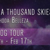 Blog Tour: Empress Of A Thousand Skies