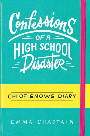 Blog Tour: Confessions Of A High School Disaster