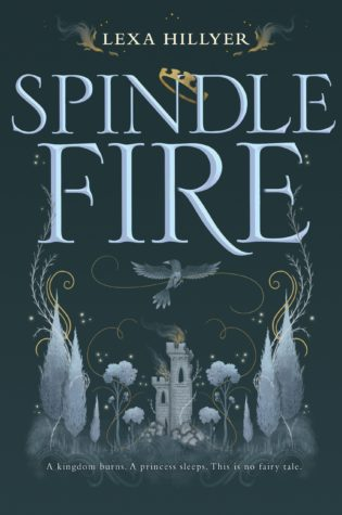 Blog Tour: Spindle Fire
