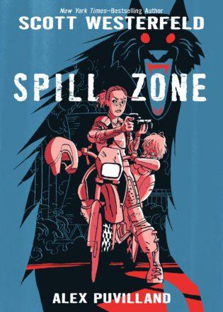 Blog Tour: Spill Zone