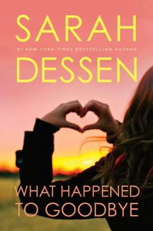 #ReadADessen Spotlight: What Happened To Goodbye