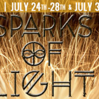 Blog Tour: Sparks Of Light