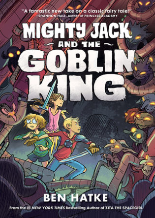 Blog Tour: Mighty Jack And The Goblin King
