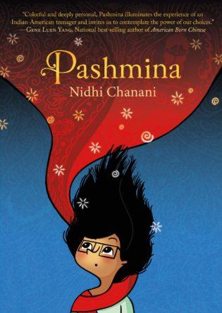 Blog Tour: Pashmina