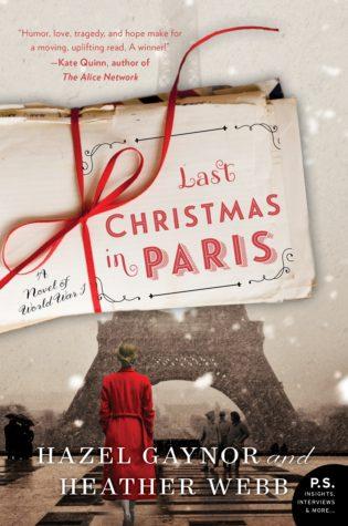 Excerpt: Last Christmas In Paris