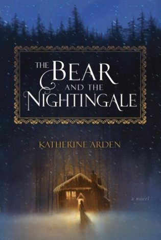 Ex Libris Audio: The Bear And The Nightingale