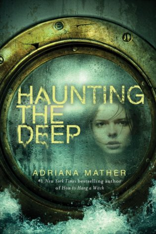 Blog Tour: Haunting The Deep