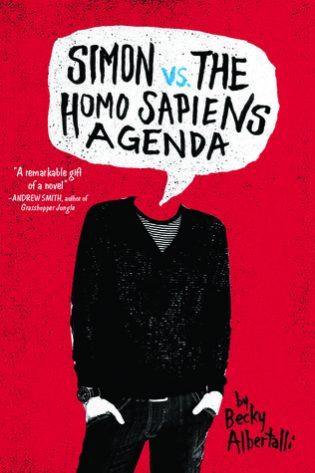 Ex Libris Audio: Simon vs The Homo Sapiens Agenda