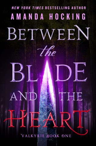 Blog Tour: Between The Blade And The Heart