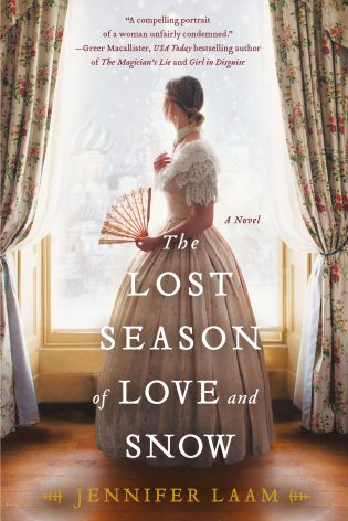 Giveaway: The Lost Season Of Love And Snow