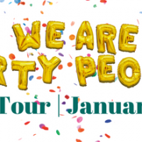 Blog Tour: We Are Party People