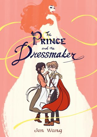Blog Tour: The Prince And The Dressmaker