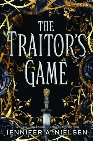 The Traitor's Game by Jennifer A. Nielson