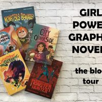 Girl Power Graphic Novels!