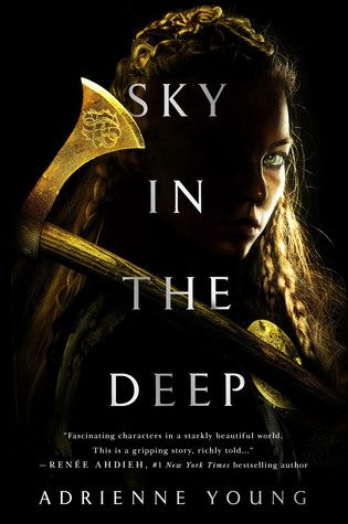 Blog Tour: Sky In The Deep
