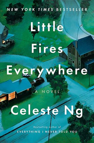 Ex Libris Audio: Little Fires Everywhere