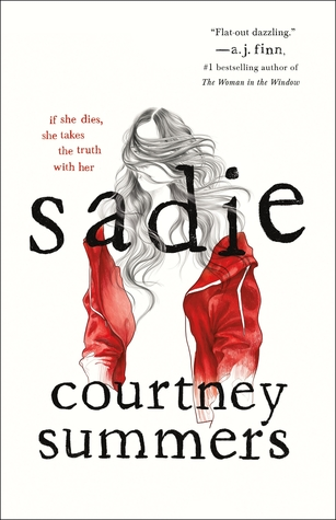Blog Tour: Sadie