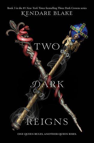 Ex Libris Audio: Two Dark Reigns