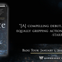 Blog Tour: White Stag