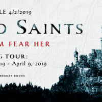 Blog Tour: Wicked Saints