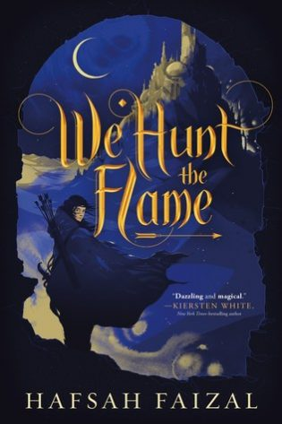 Blog Tour: We Hunt The Flame