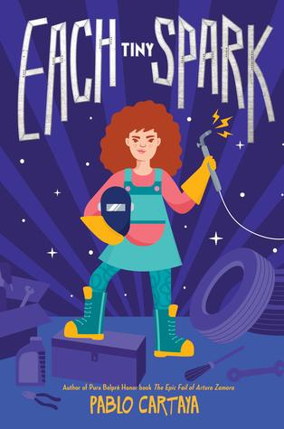 Blog Tour: Each Tiny Spark